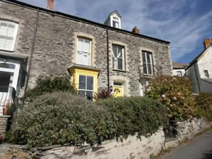 Self catering breaks at Samphire in Port Isaac, Cornwall