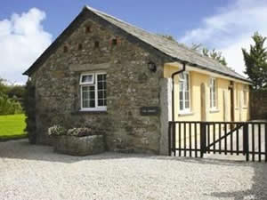 Self catering breaks at The Linhaye in St Kew, Cornwall