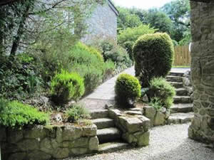 Self catering breaks at Tranquillity in Luxulyan, Cornwall