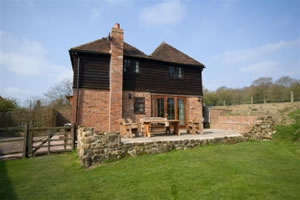 Self catering breaks at Iden Green Farm Stables in Iden Green, Kent