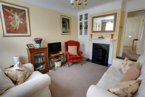 Self catering breaks at Crown Cottage in Rye, East Sussex