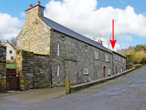 Self catering breaks at Castletownshend in Skibbereen, County Cork