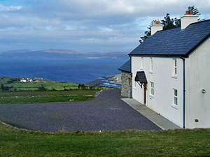 Self catering breaks at Kilcrohane in Sheeps Head Peninsula, County Cork