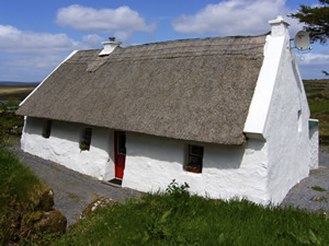 Self catering breaks at Spiddal in Galway Bay, County Galway