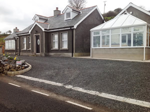 Self catering breaks at Ballygally in Antrim Coast, County Antrim