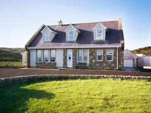 Self catering breaks at Ballyliffin in Malin Head, County Donegal