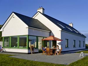 Self catering breaks at Mulranny in Atlantic Coast, County Mayo