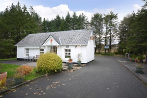 Self catering breaks at Dunkineely in Donegal Bay, County Donegal