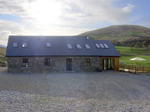 Self catering breaks at Clonbur in Connemara, County Mayo