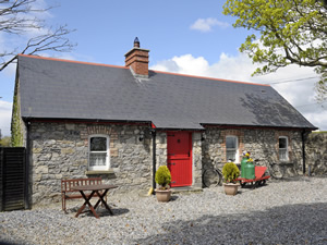 Self catering breaks at Ballacolla in Slieve Bloom Mountains, County Laois