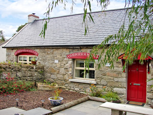 Self catering breaks at Kiltealy in Blackstairs Mountains, County Wexford