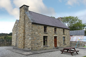 Self catering breaks at Donegal Town in Donegal Bay, County Donegal