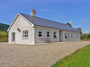 Self catering breaks at Borris in Blackstairs Mountains, County Carlow