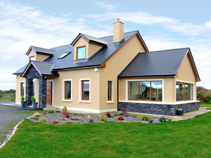 Self catering breaks at Beaufort in Lakes of Killarney, County Kerry