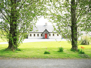 Self catering breaks at Borris In Ossory in Slieve Bloom Mountains, County Laois