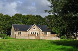 Self catering breaks at Endymion Lodge in Wakes Colne, Suffolk