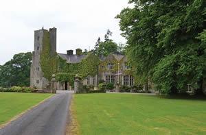 Self catering breaks at Belle Isle Castle in Enniskillen, County Fermanagh
