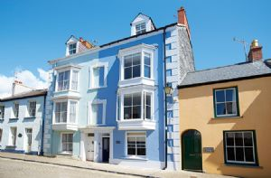 Self catering breaks at High House in Tenby, Pembrokeshire