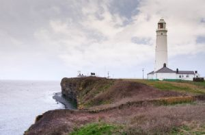 Self catering breaks at Stella in Nash Point Lighthouse, Vale of Glamorgan