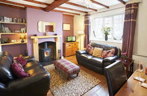 Self catering breaks at Heather Cottage in Gillamoor, North Yorkshire