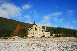 Self catering breaks at Luxury Holiday Lodge in Dalwhinnie, Inverness-shire