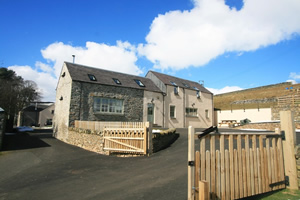 Self catering breaks at Five Star Barn Conversion in Galashiels, Selkirkshire
