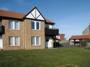 Self catering breaks at Bay View in Beadnell, Northumberland
