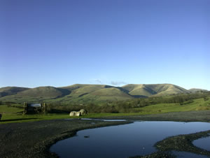 Self catering breaks at Brant View in Sedbergh, Cumbria