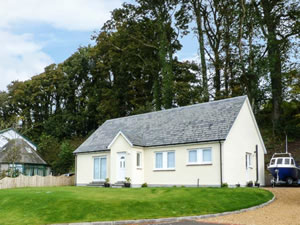 Self catering breaks at Osprey View in Creetown, Dumfries and Galloway
