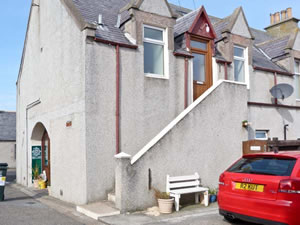 Self catering breaks at Bow Fiddle Apartment in Portknockie, Banffshire