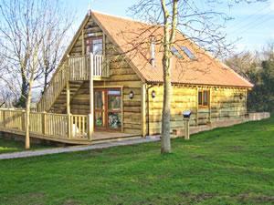 Self catering breaks at Ash Lodge in Washfield, Devon