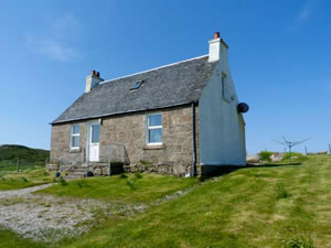 Self catering breaks at Monachuich House in Fionnphort, Isle of Mull