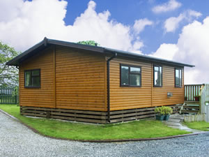 Self catering breaks at Alpine Lodge in Rhyd-Y-Foel, Conwy