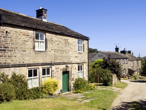 Self catering breaks at Bray Cottage in Hepworth, West Yorkshire