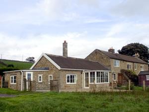 Self catering breaks at Hury Lodge in Baldersdale, County Durham