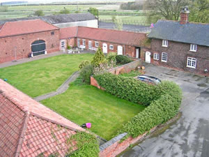 Self catering breaks at Coopers Cottage in Lincoln, Lincolnshire