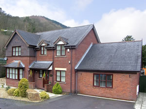 Self catering breaks at 1 The Beeches in Llangollen, Denbighshire