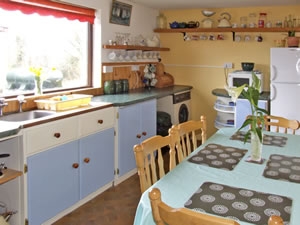 Self catering breaks at Cnoc Dubh Cottage in Kiltimagh, County Mayo