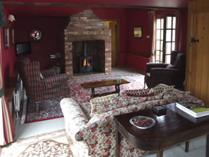 Self catering breaks at The Old Stables in North Piddle, Worcestershire
