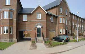 Self catering breaks at Tower View in Chester, Cheshire