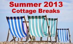 Summer Holiday cottage breaks